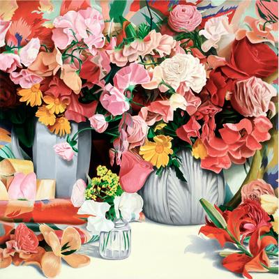 Blumen & Seide.