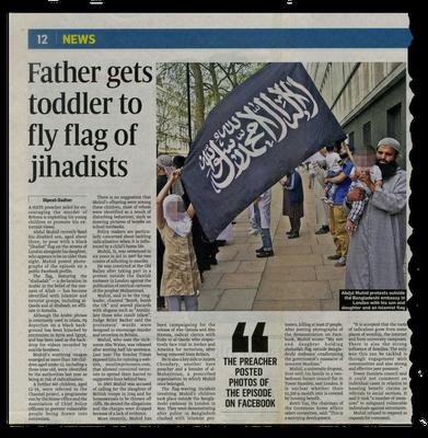 Artikel der Sunday Times vom 28. Juli 2013