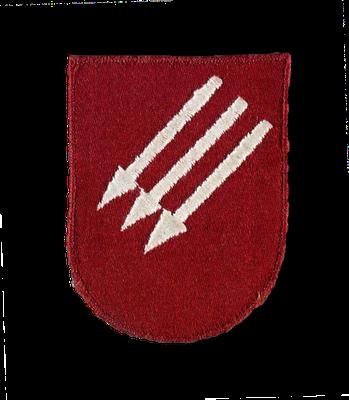 Ärmelabzeichen der Eisernen Front