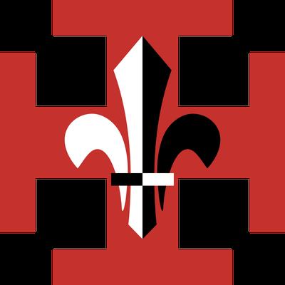 Abzeichen der katholischen Scouts unitaires de France