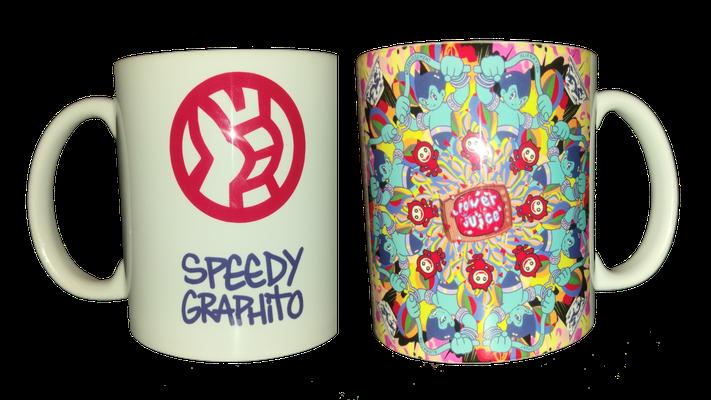Mug Speedy Graphito - 7€