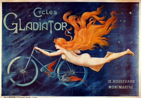 Alexandre Darracq richtte in 1891 de Gladiator fietsfabriek op en verkocht deze vijf jaar later aan een Britse onderneming.