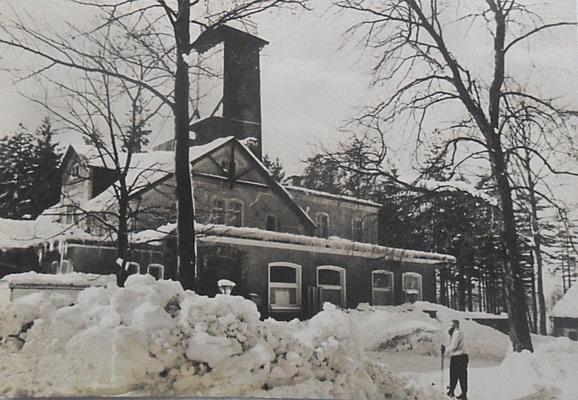 Das Gasthaus am Adelsbergturm