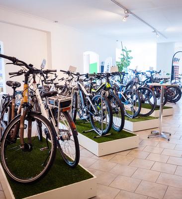 e-motion e-Bike Welt Frankfurt e-Bike, Pedelec und Elektrofahrrad Auswahl