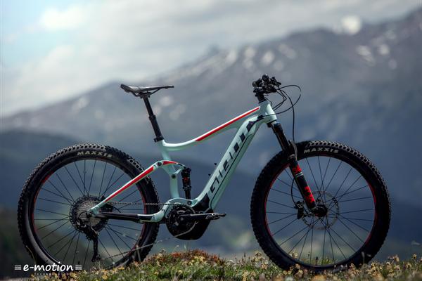 Das neue Giant Stance E+0 e-Mountainbike