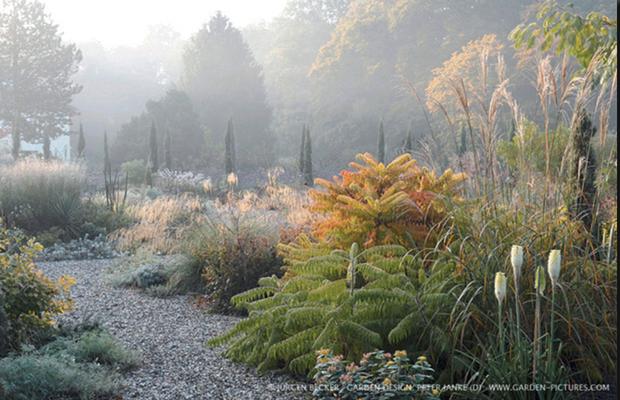 Gartenfotografie von Jürgen Becker