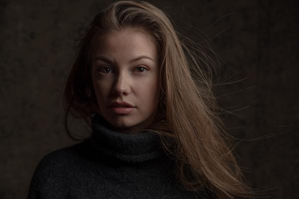 Swedish actress: Anna Julia Bender