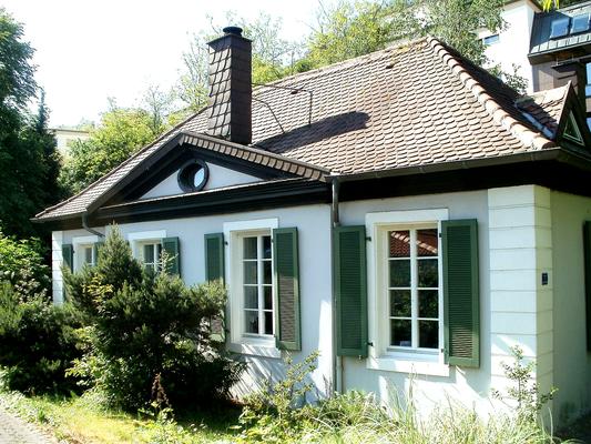 Gartenhaus, Maltitzpavillion von 1780