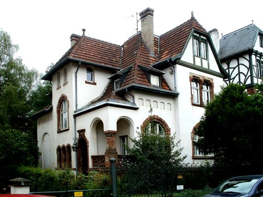 Doppelwohnhaus ebenfalls von 1899
