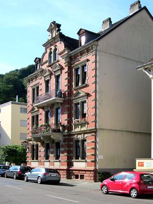 Wohnhaus von 1898