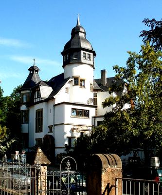 Wohnhaus von 1908