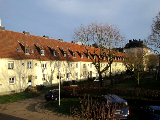 Ensemble Grünewaldstraße, Siedlungsbau von 1938