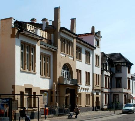 Neumeyers Weinstuben, Gaststätte von 1904