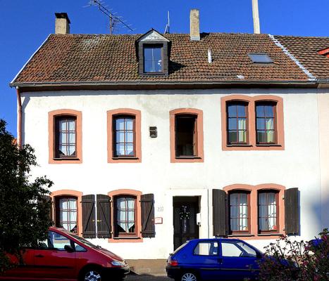 Wohnstallhaus um 1750
