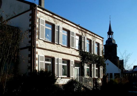 Altes Pfarrhaus von 1878