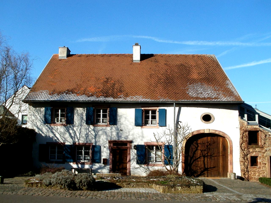 Bauernhaus um 1610