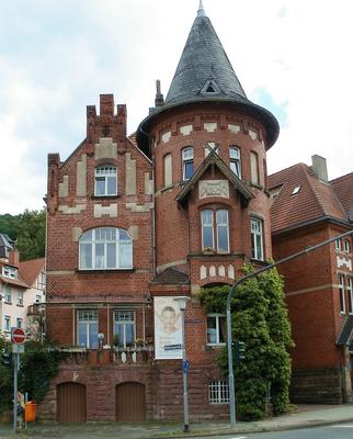 Dreierwohnhaus von 1904