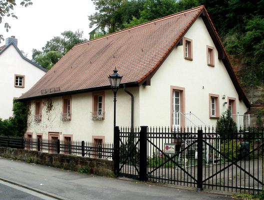 Bauernhaus um 1800