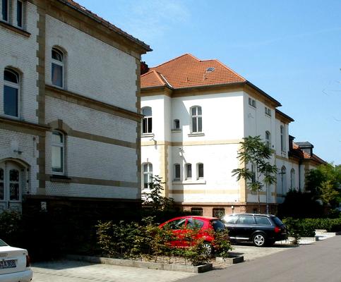 Ehemaliges Wirtschaftsgebäude der Alten Artilleriekaserne, 19. Jh.