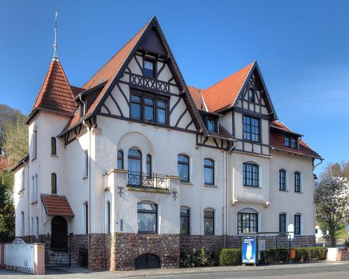 Wohnhaus ebenfalls von 1901