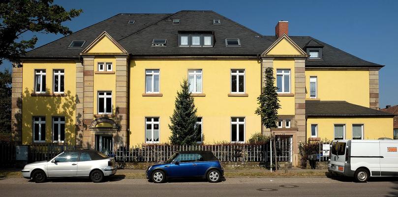 Polizeikavallerie-Wirtschaftsgebäude von 1914