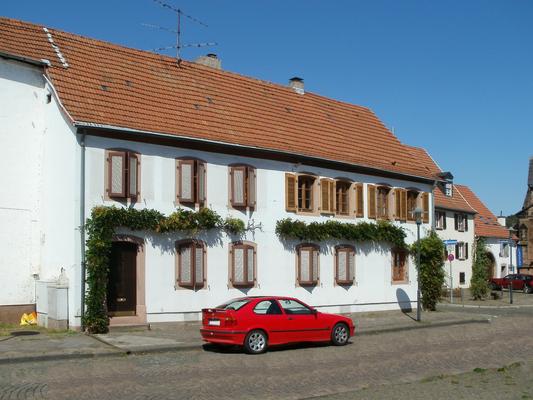 Bauernhaus von 1816 bis 26 der Anbau der Scheune erfolgte 1840 bis 1850