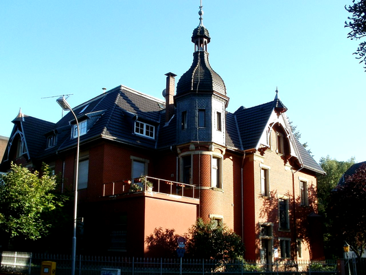 Doppelhaus von 1903