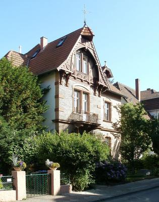 Wohnhaus von 1902