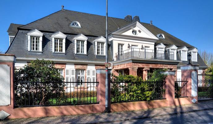 Langhammer-Villa von 1929