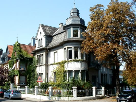 Wohnhaus von 1911
