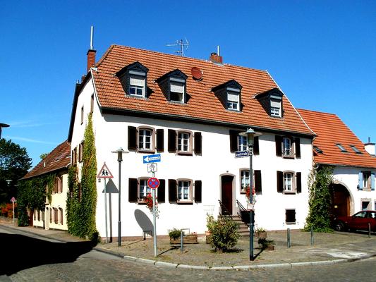 Beucksches Haus von 1609 mit Umbauten um 1650 und zu Beginn des 18. Jahrhunderts