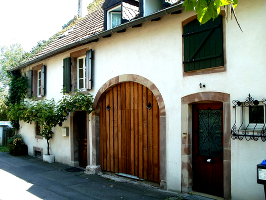 Bauernhaus um 1750