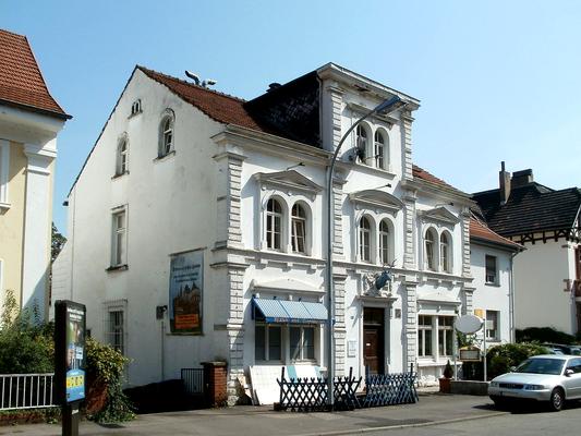 Gasthaus Zum Hirsch, gebaut um 1890