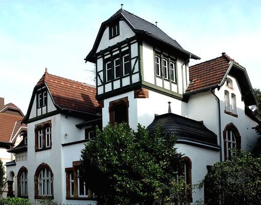 Doppelwohnhaus von 1899