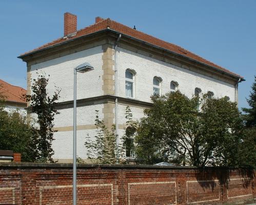 Wohnhaus der Artilleriekaserne von 1896
