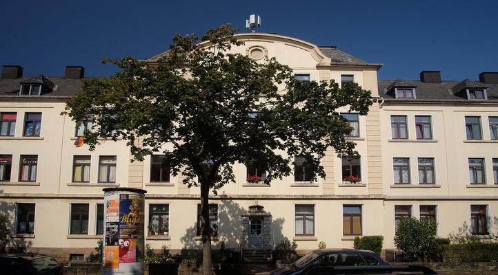 Weiteres Polizeikavallerie-Wirtschaftsgebäude von 1914