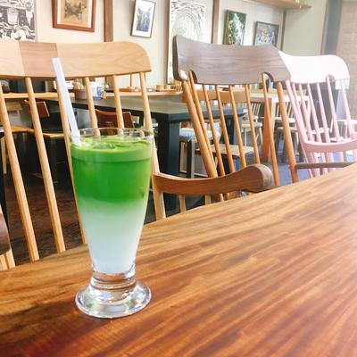 抹茶ラテ(ICE/HOT)