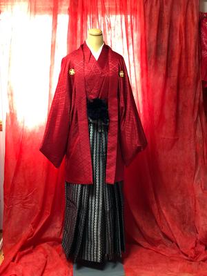 太宰府紋付袴レンタル