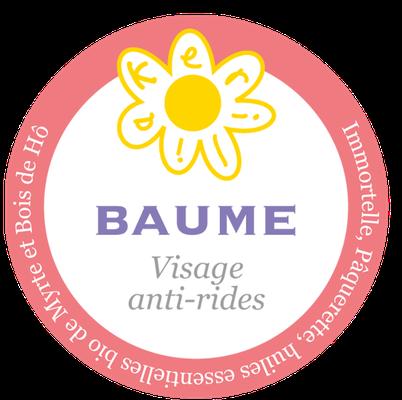Baume Visage anti-rides
