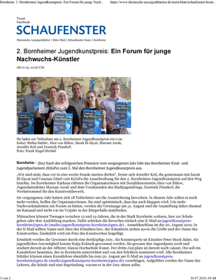 Rheinische Anzeigenblätter, 8. Juli 2019