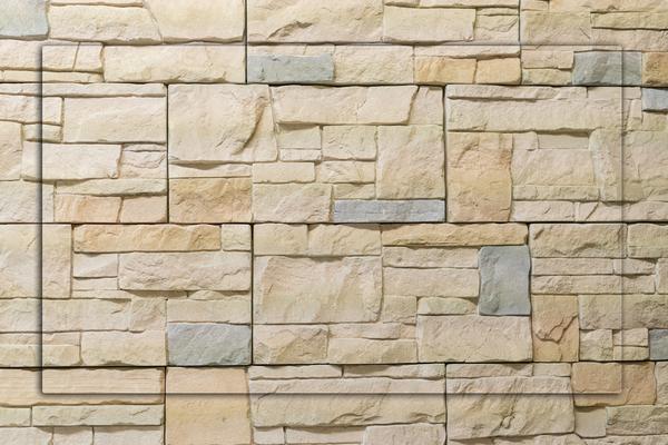 Natursteinverblender und Natursteinpaneele - Wandgestaltung mit Steinen von GEREN wand-design