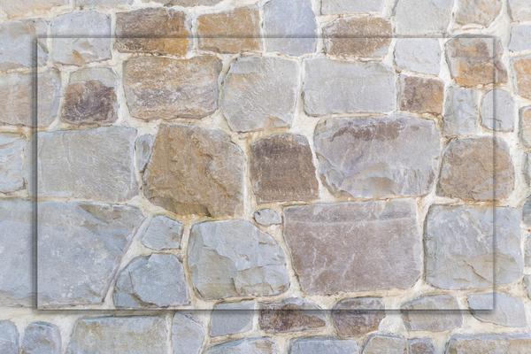 Betonsteine, Kunststeine - Wandgestaltung mit Steinen von GERZEN wand-design