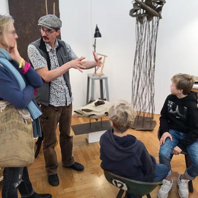Potentiale 2018 Feldkirch - Ausstellung Wolfgang Wallner