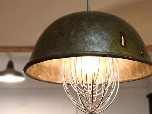 Rührbesenlampe für die Küche - wo sonst #kannstkaufen