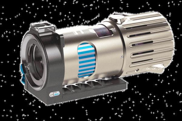 Puhlmann Cine - PLC – Portable Lens Checker - Full frame lens test projector