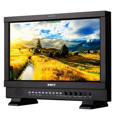 """Puhlmann Cine - SWIT S-1173HS, 17,3"""" FullHD Broadcast 2k Display, V-Mount"""