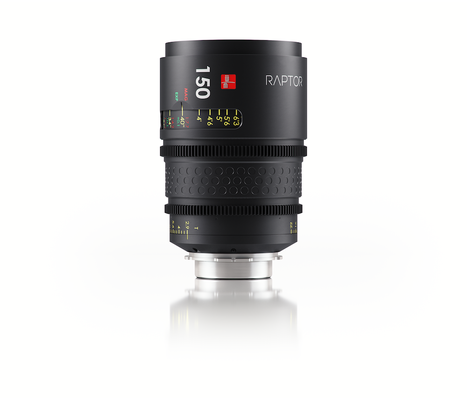 Puhlmann Cine - RAPTOR lens series of IB/E Optics