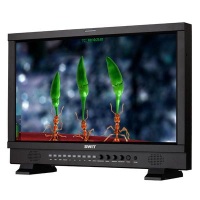 """Puhlmann Cine - SWIT S-1223HS, 21,5"""" FullHD Broadcast 2k Display, V-Mount"""
