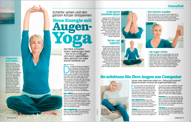 Achtsamkeit, Yoga, Energiearbeit