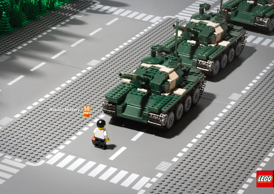 Lego-Panzer